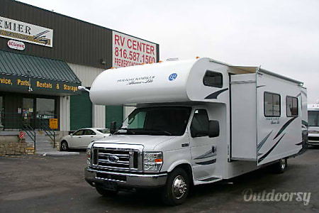 0CG9484 2012 Holiday Rambler Aluma-Lite  Riverside, MO