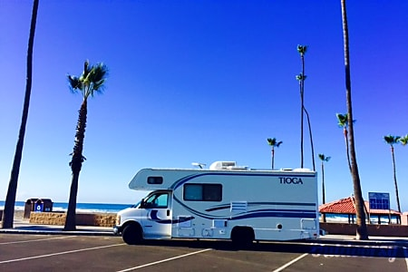 022' Tioga Mini RV EZ 2 Drive-Sleeps 6  Oceanside, CA