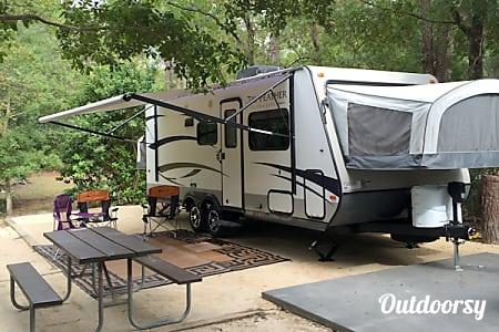 0#FW31 2015 Jayco Jay Feather Ultra Lite Camper  Lake Buena Vista, FL