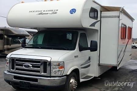 0CG7058 2011 Holiday Rambler Aluma-Lite  Riverside, MO