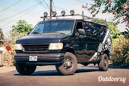 0Vegas Baby - 2001 Ford E350  Waialua, HI