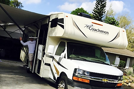 "02017 Coachmen Freelander 27QB ""Dream Machine ""  Sarasota, FL"