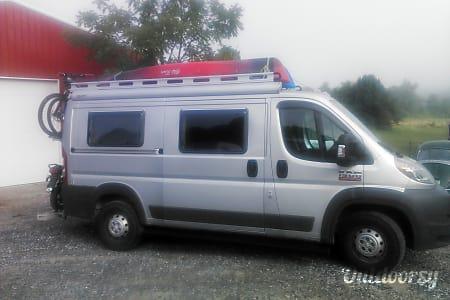 0SUMPVEE V3.15 Custom PROMASTER Camper van  Mills River, NC