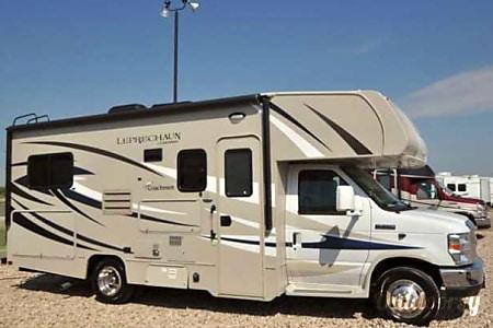 0C-18 Coachmen Leprechaun 24'  Cypress, TX
