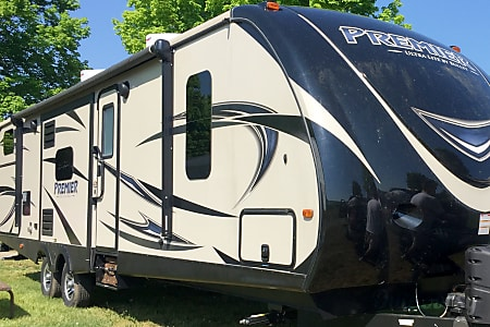0Bunkhouse Bullet  - Ready for Tailgating!  Williamsport, PA