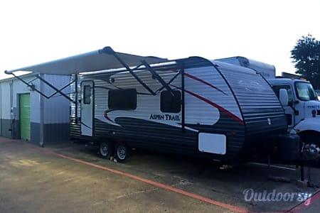 02016 Dutchmen Aspen Trail  Arlington, TX