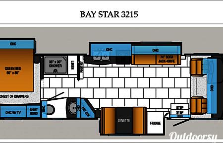 02014 Newmar Bay Star  New Hartford, CT