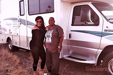 01999 Coachmen GULF STREAM CONQUEST  Los Angeles, CA
