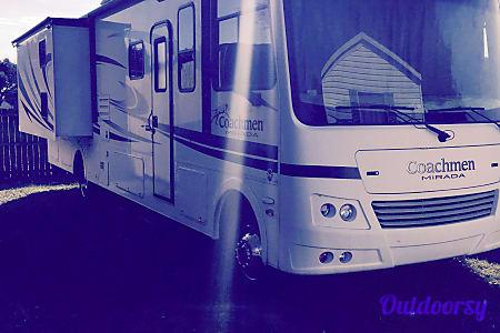 02012 Coachmen Mirada  Irving, TX
