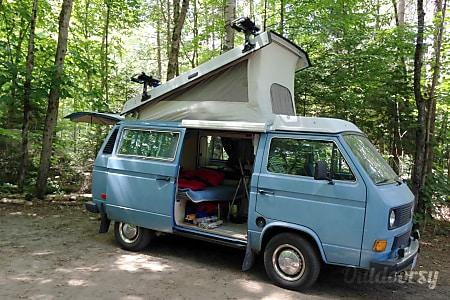 """0""""Gertrude"""" 1984 Volkswagen Vanagon  Toronto, ON"""