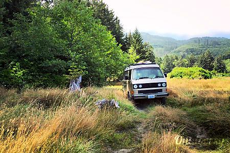 01986 VW Vanagon Westfalia - Goldie  Seattle, WA