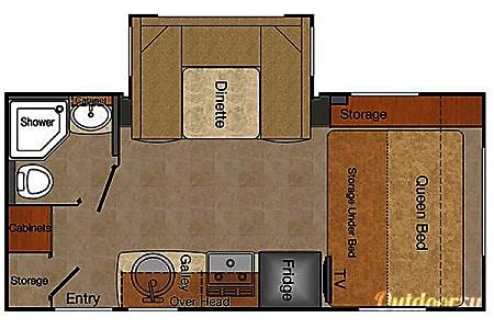 02012 Lance 1685  Ferndale, WA