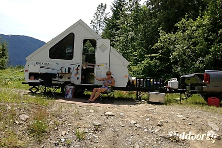 02013 Forest River Rockwood Premier  Surrey, BC
