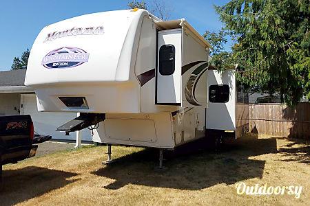02008 Keystone Montana Mountaineer  Yelm, WA