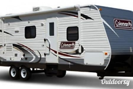 02015 Coleman Expedition CTS262BH  Edmonton, AB
