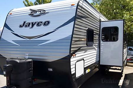 0Jayco 26BH Slide Out - Starting at $125/night*  Sherwood Park, AB