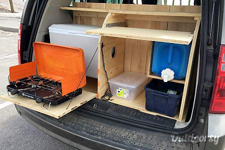 04. Grand Caravan Mini-van  Montreal, QC