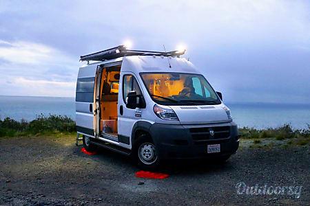 02017 Glampervan Promaster MUV  San Francisco, CA