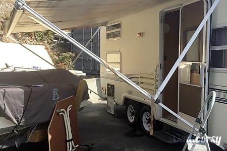 01996 Aerolite Travel Trailer  Kamloops, BC