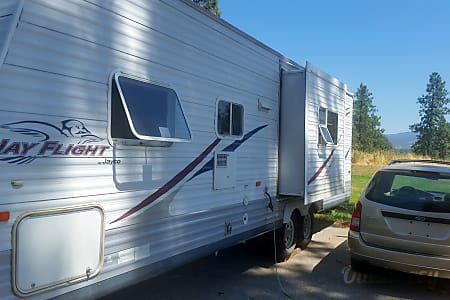 02007 Jayco Jay Flight  Kelowna, BC