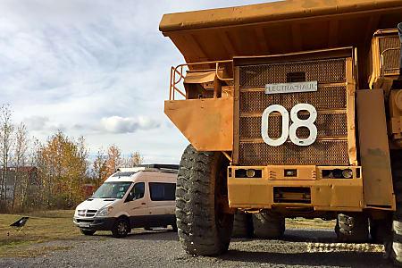 02007 CamperCraft Sprinter 144  Edmonton, AB