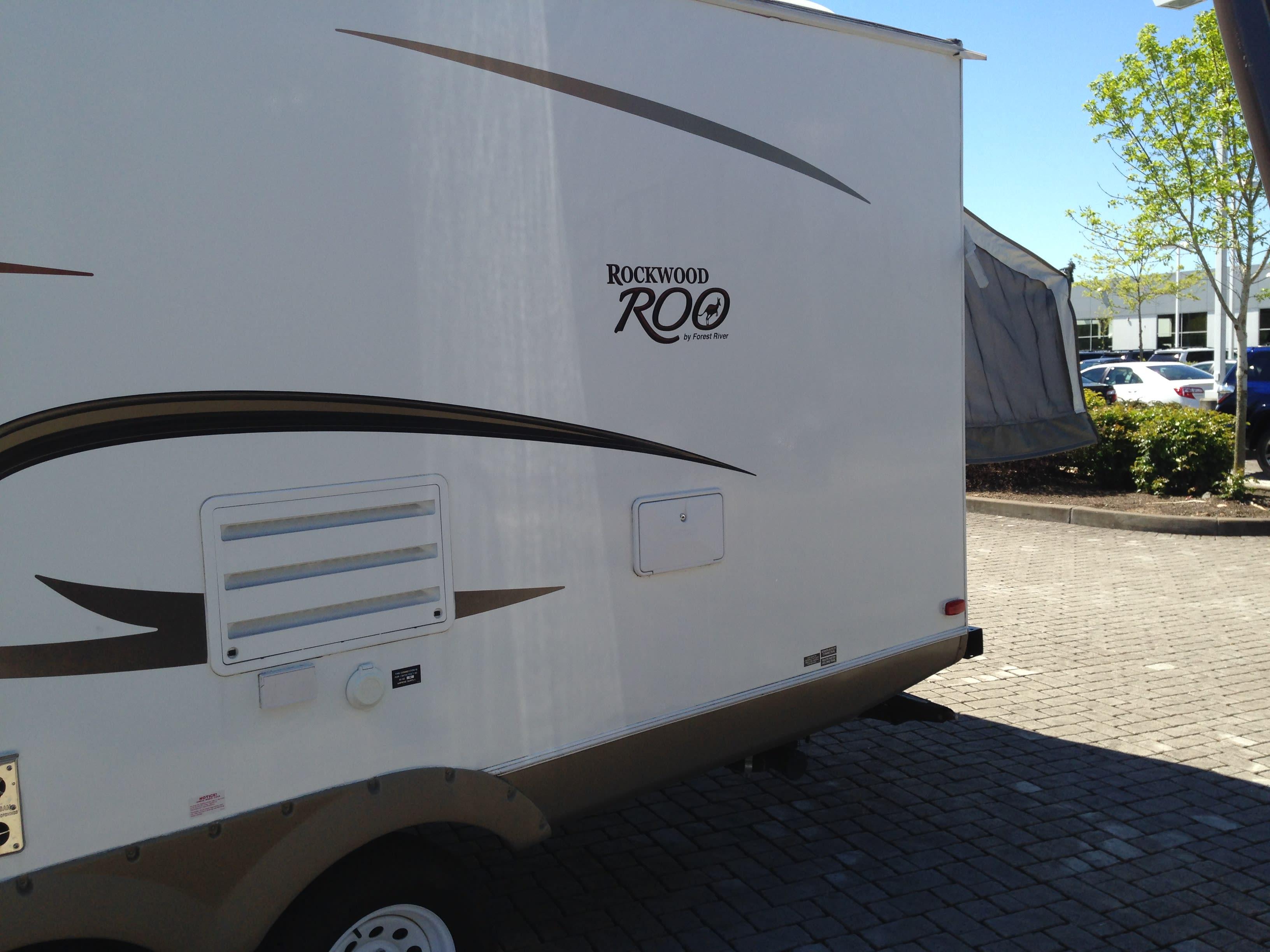Rockwood Roo 19L 2011
