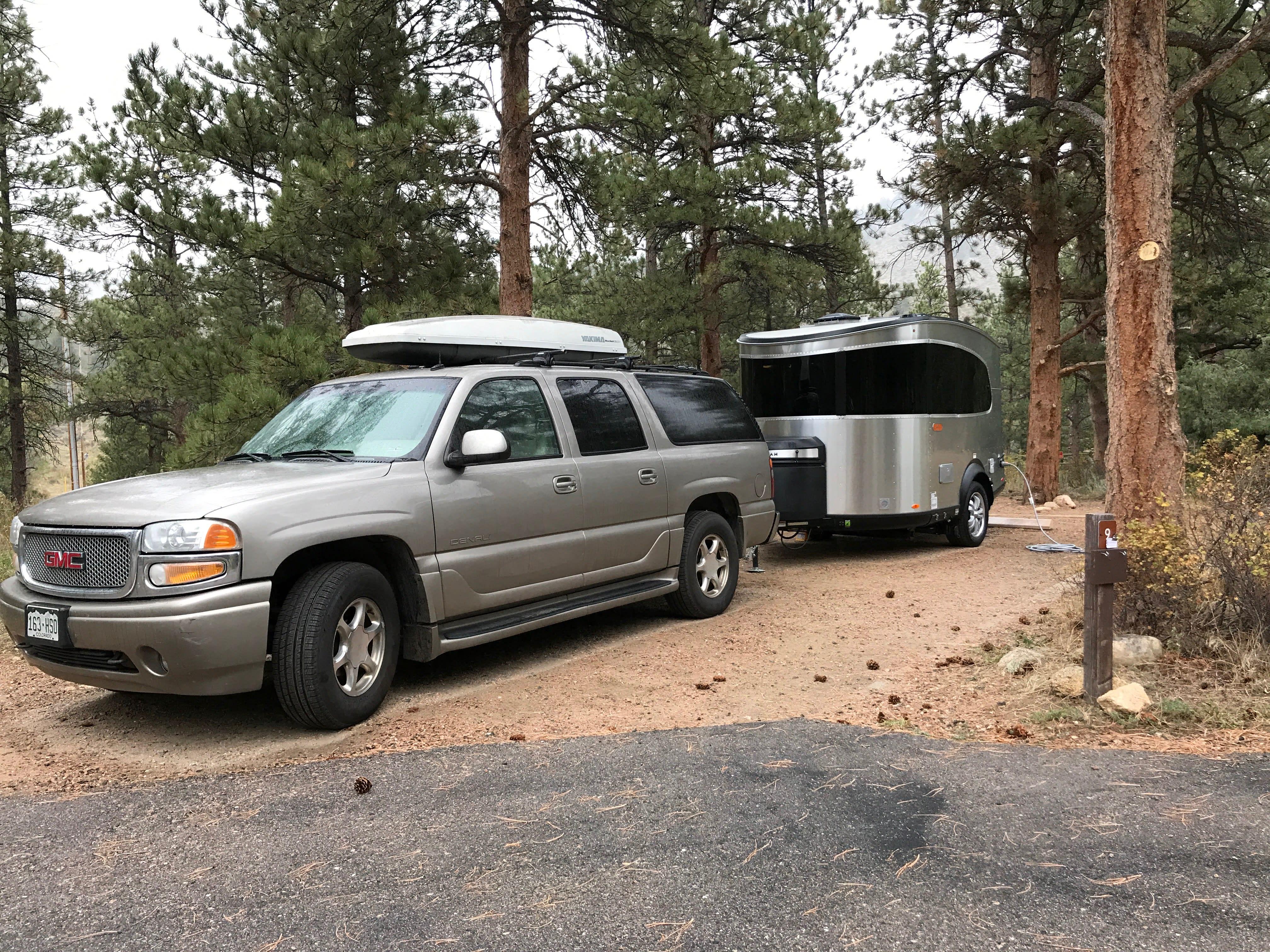 Airstream Base Camp 2018
