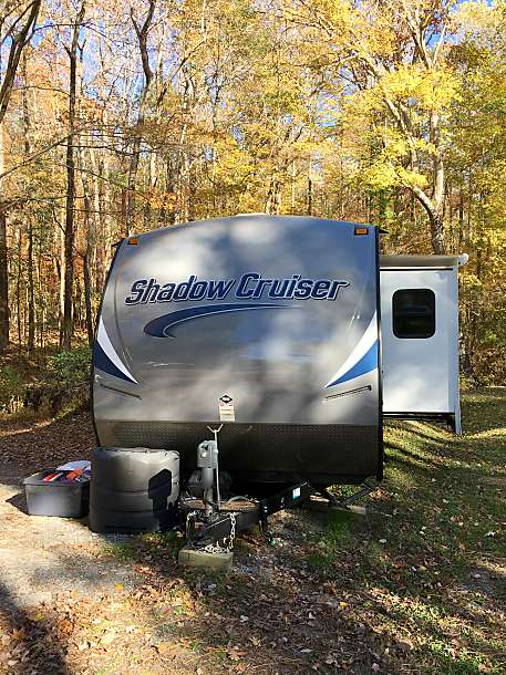 Cruiser Rv Corp Shadow Cruiser 2016