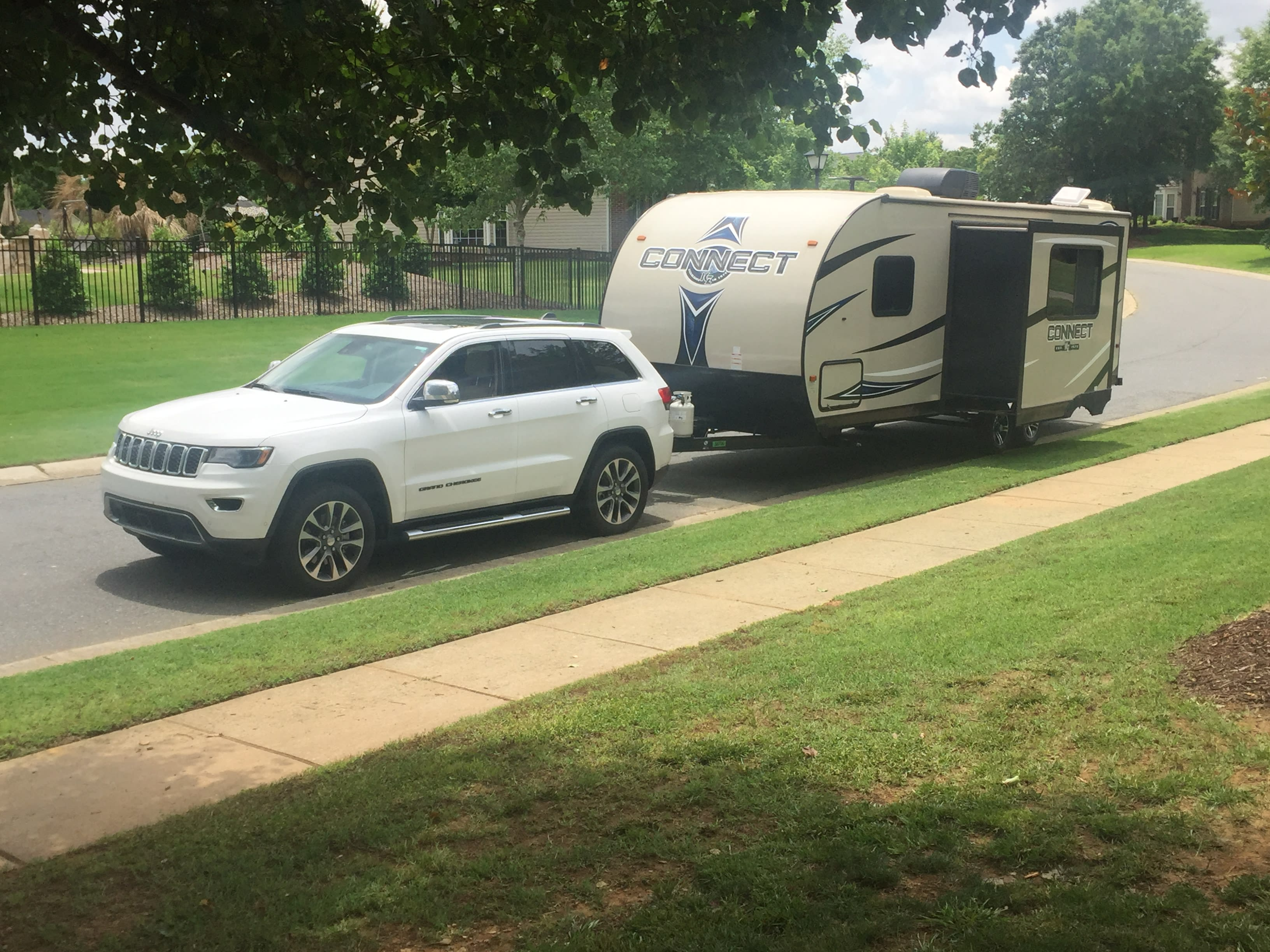 SUV/Half-Ton Towable!. K-Z Manufacturing Connect 2017