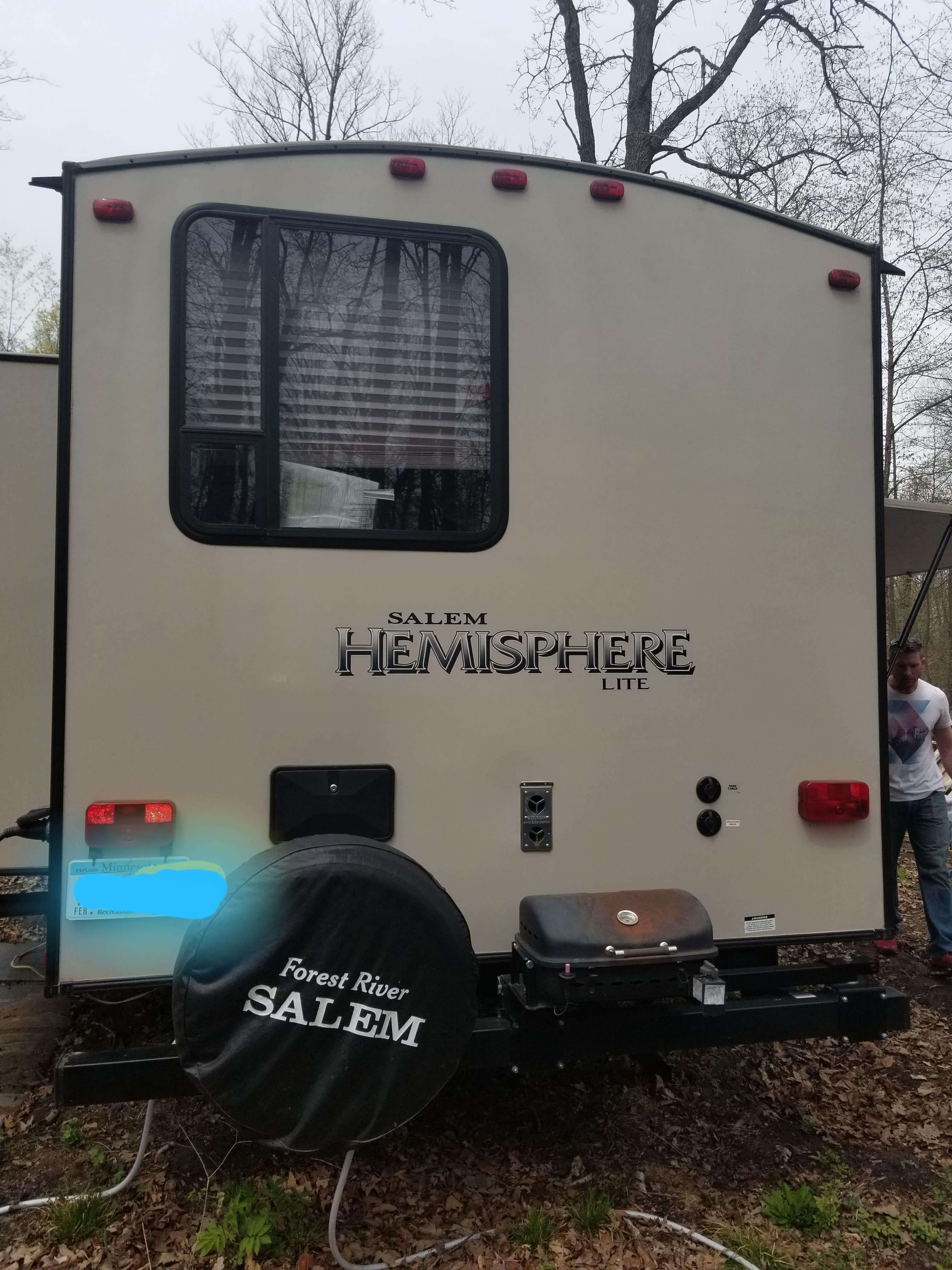 Forest River Salem Hemisphere 2016