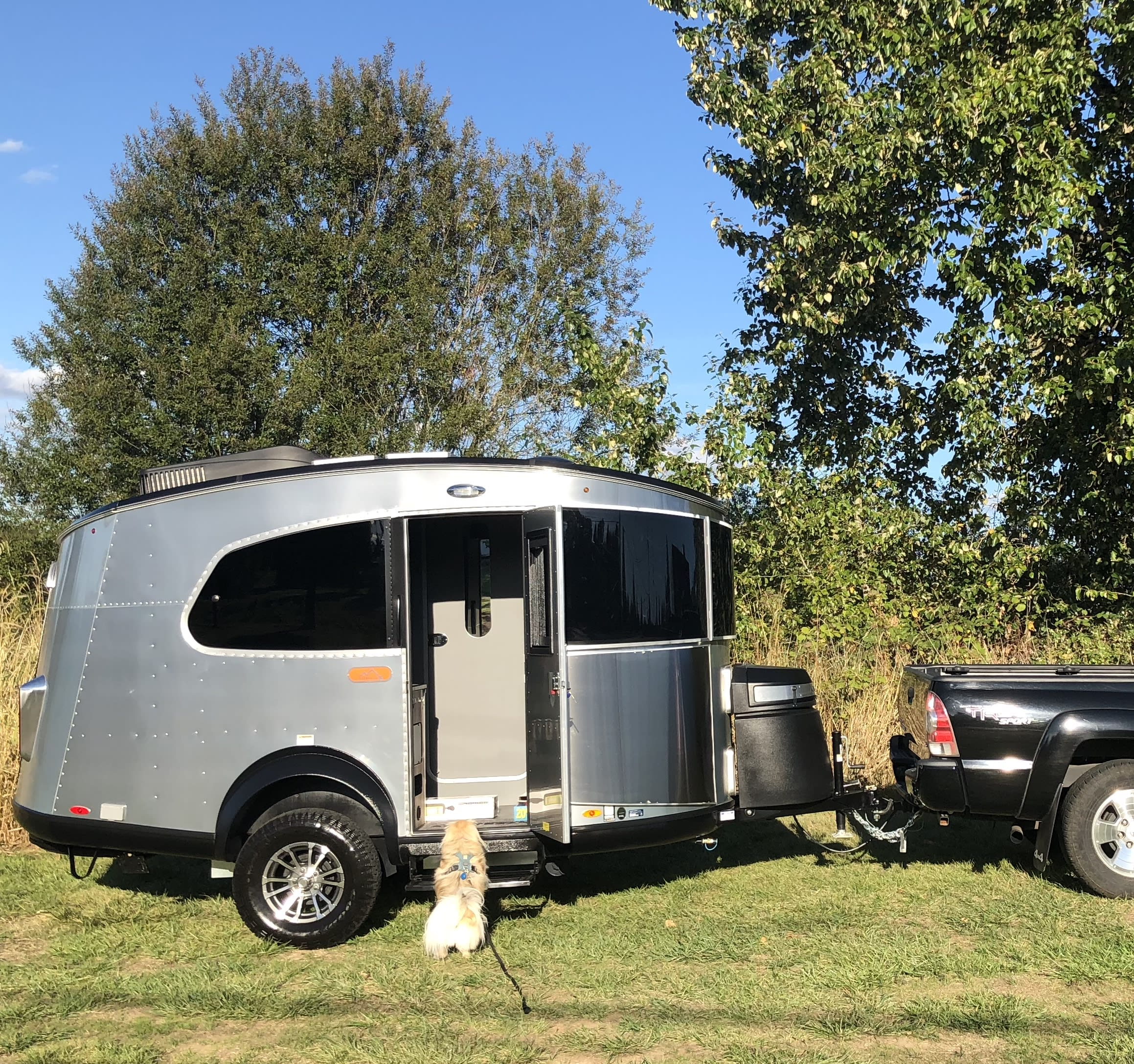 Airstream Base Camp 2019