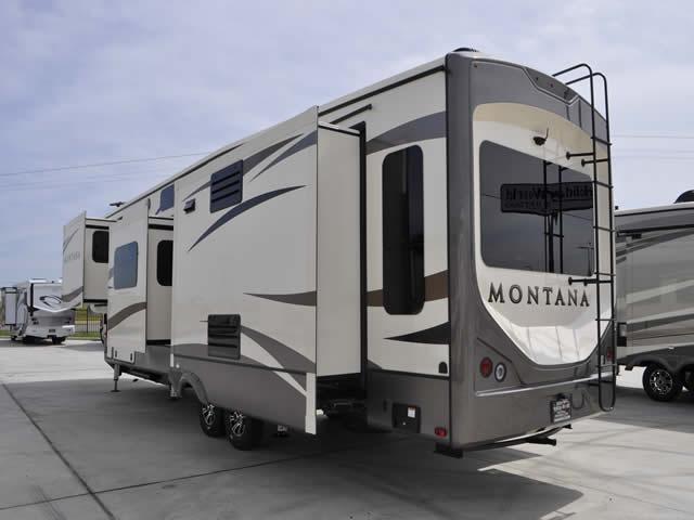 Keystone Montana 2017