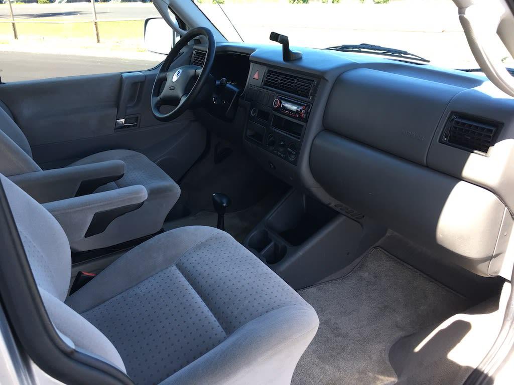 Volkswagen Westfalia 2002