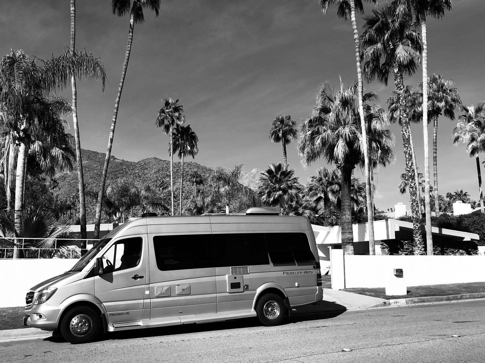 Swanky for Palm Springs. . Mercedez Benz Pleasure Way Plateau Fl 2018