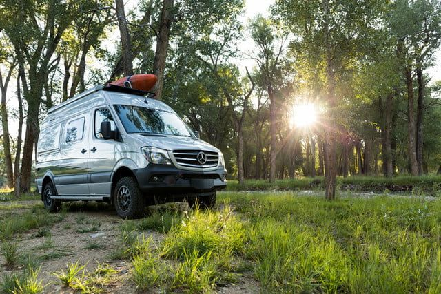 Winnebago Mercedes Sprinter 2019