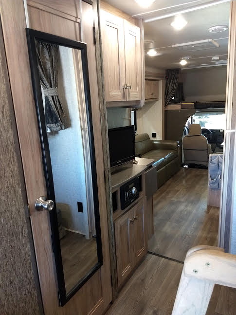 Forest River Sunseeker LE 2017
