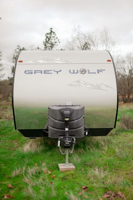 Forest River Cherokee Grey Wolf 2014