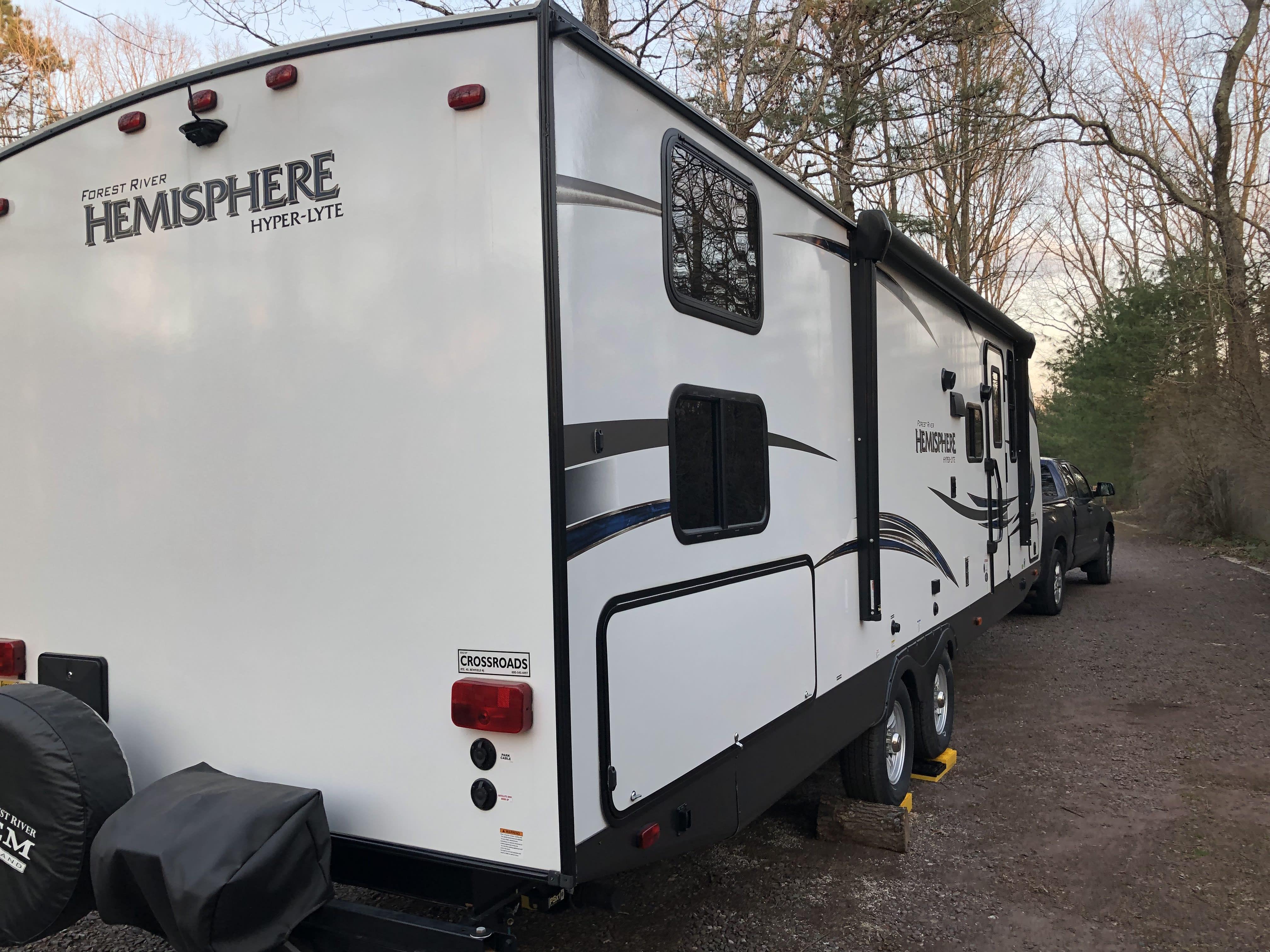 Forest River Hemisphere Hyper-Lite 29BHHL 2019