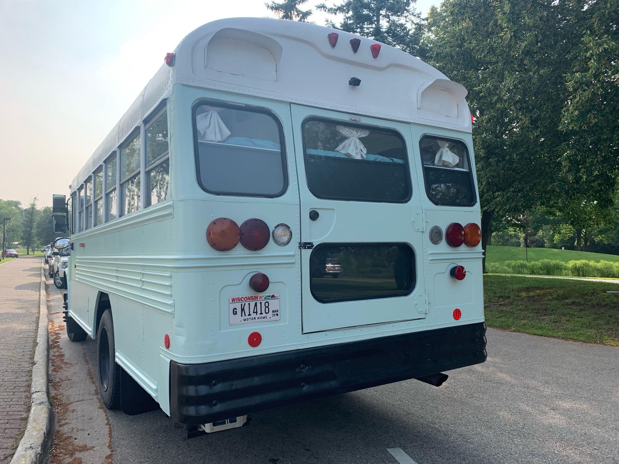 International Bus 2001