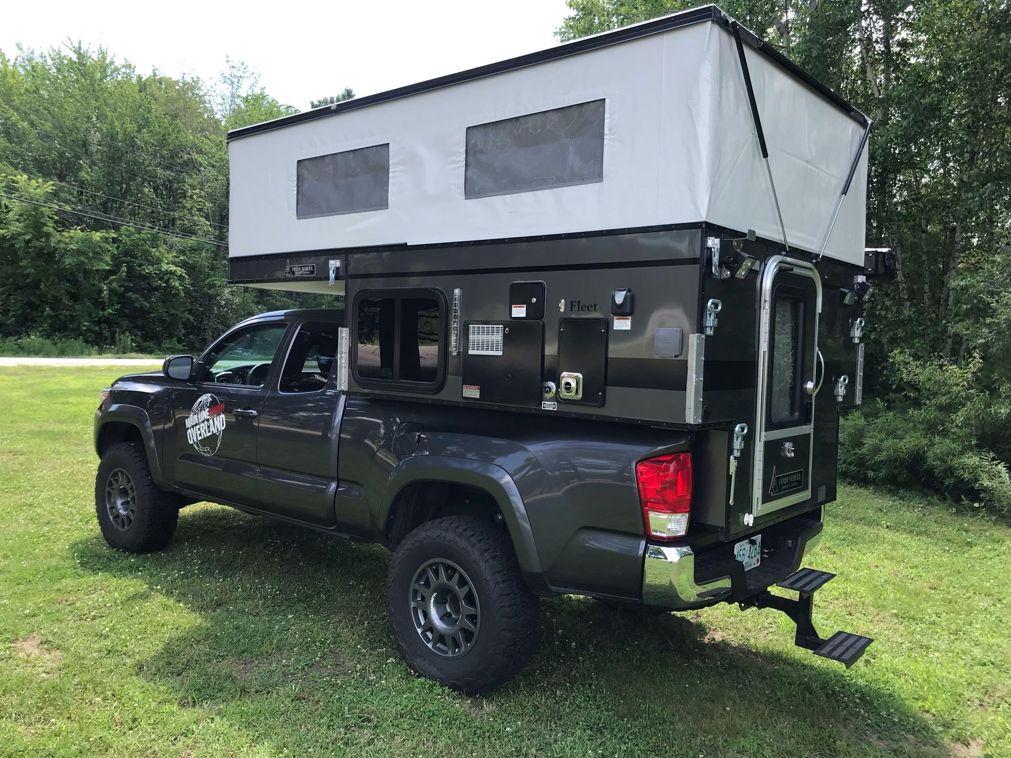 Four Wheel Campers Camper Model 2019