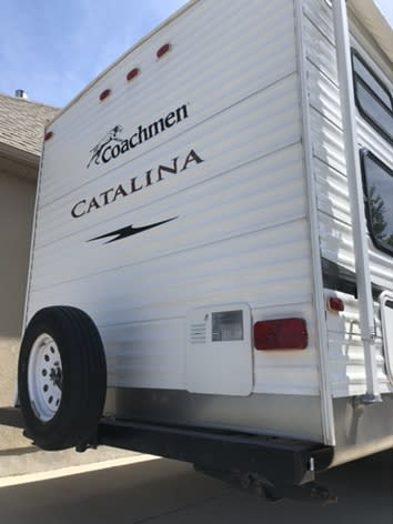 Coachmen Catalina 2010