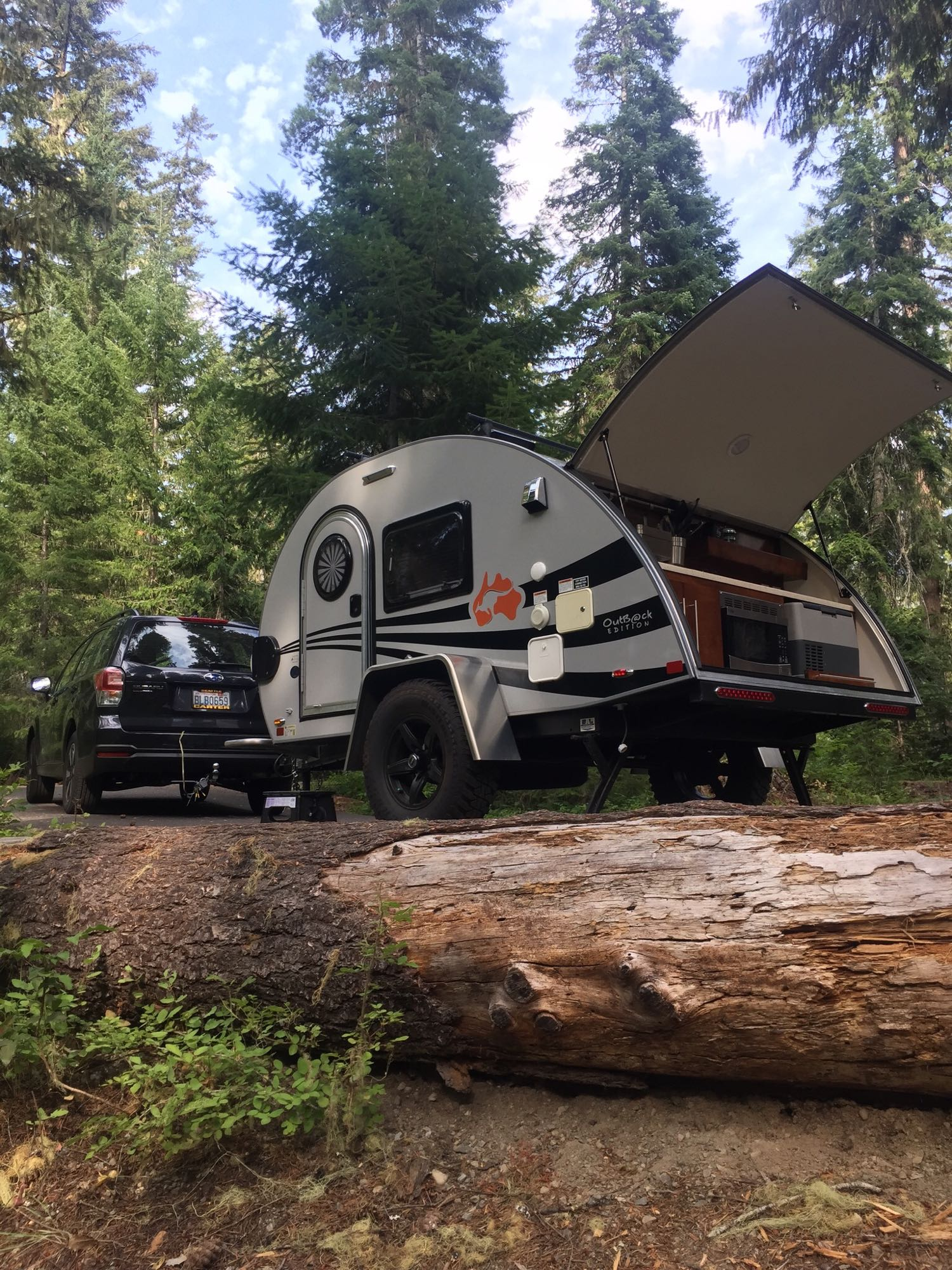 nucamp T@G Outback XL 2018