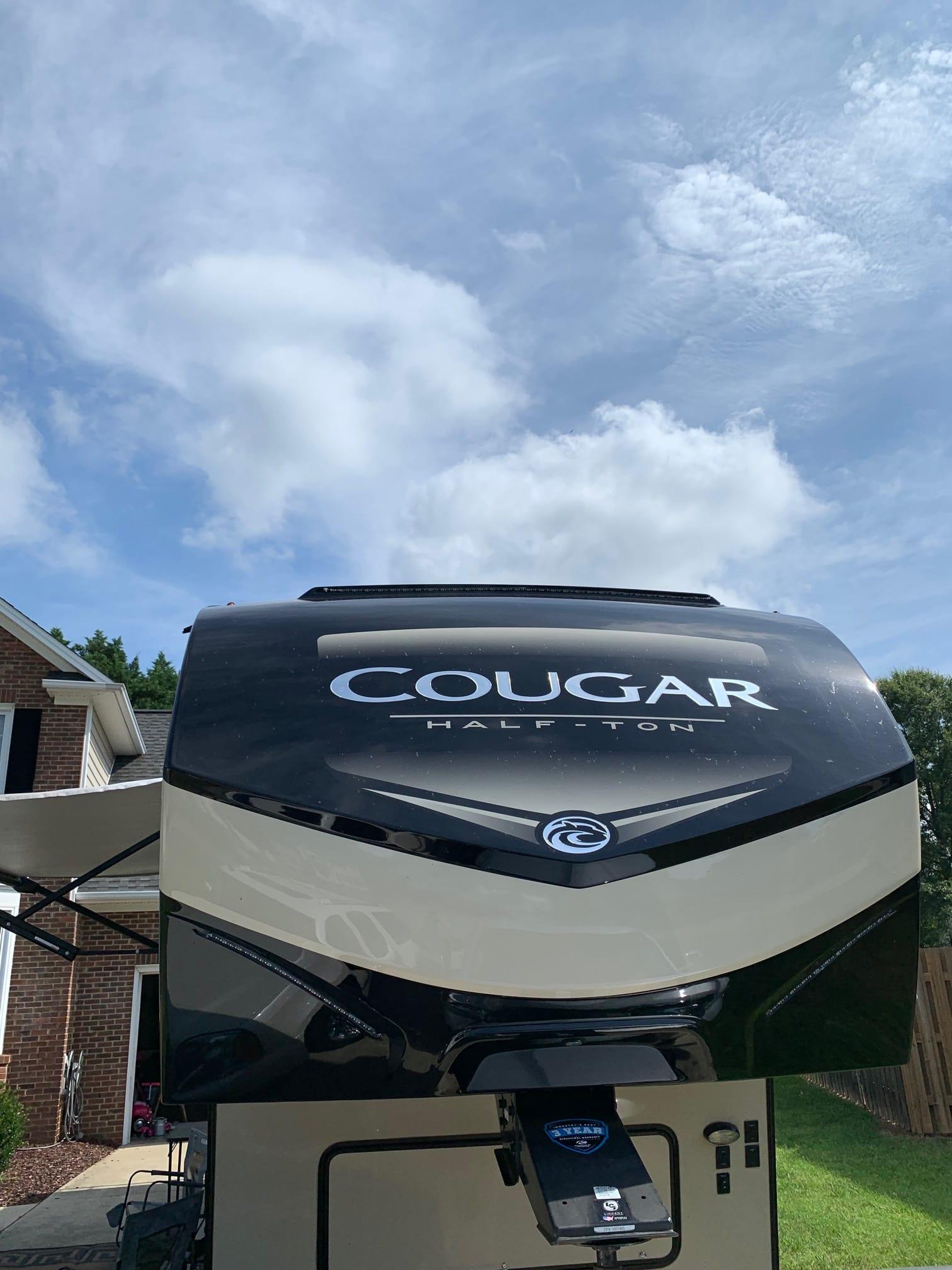 Keystone Cougar Half-Ton 2018