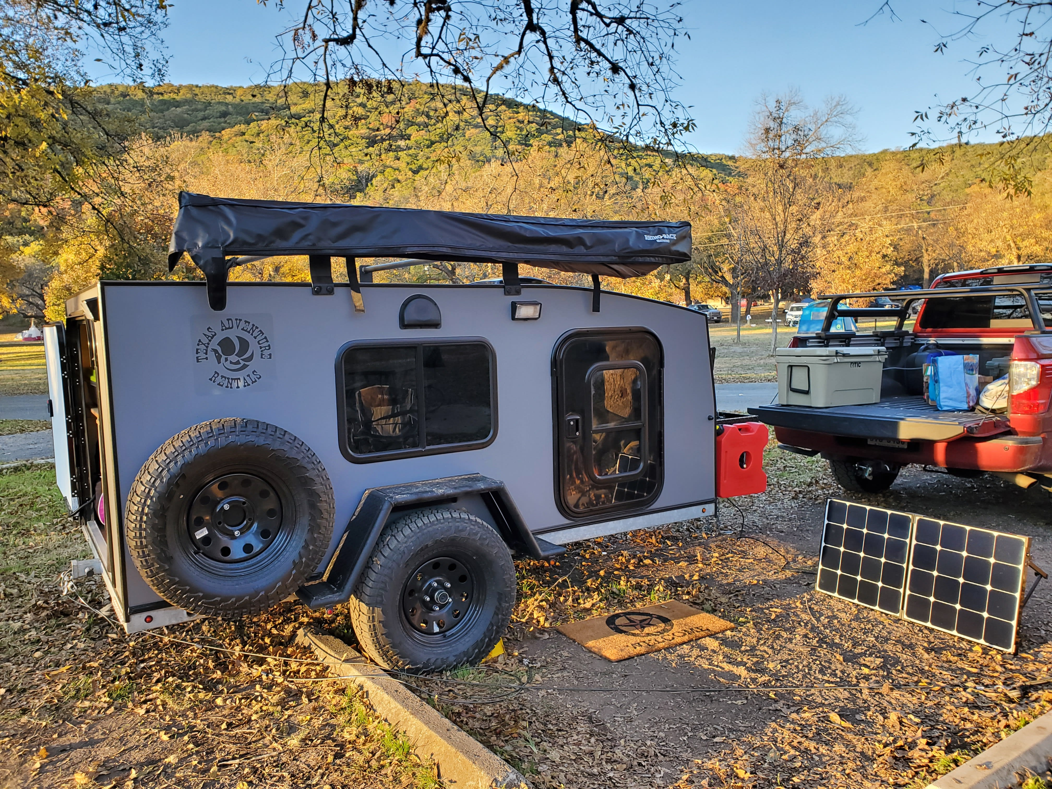 Escapade Camper Summit 2018