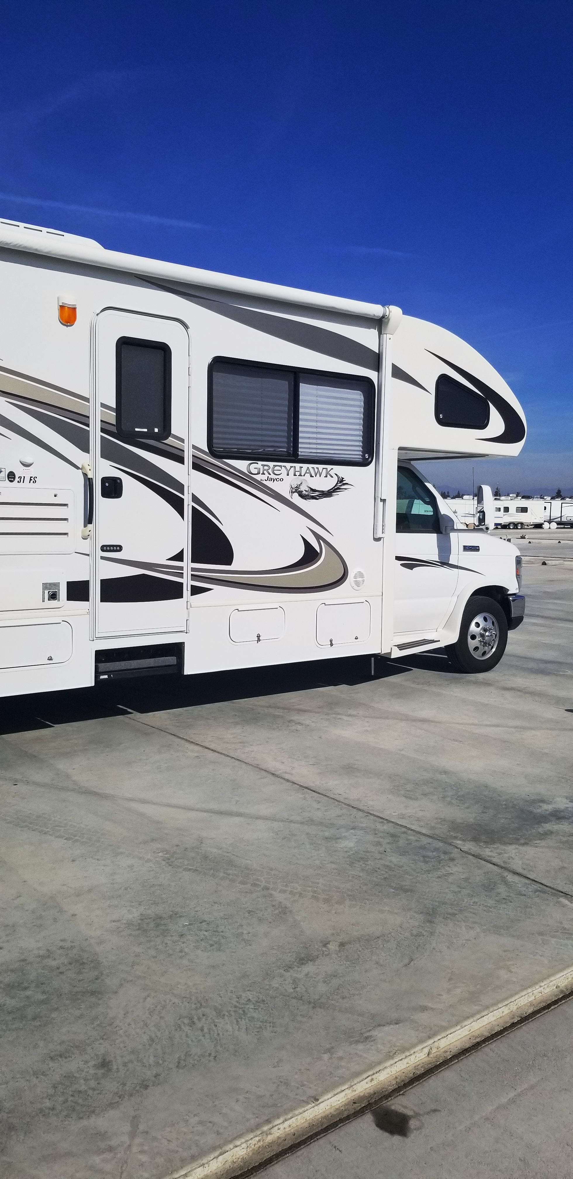 Super Clean. Jayco Greyhawk 2013
