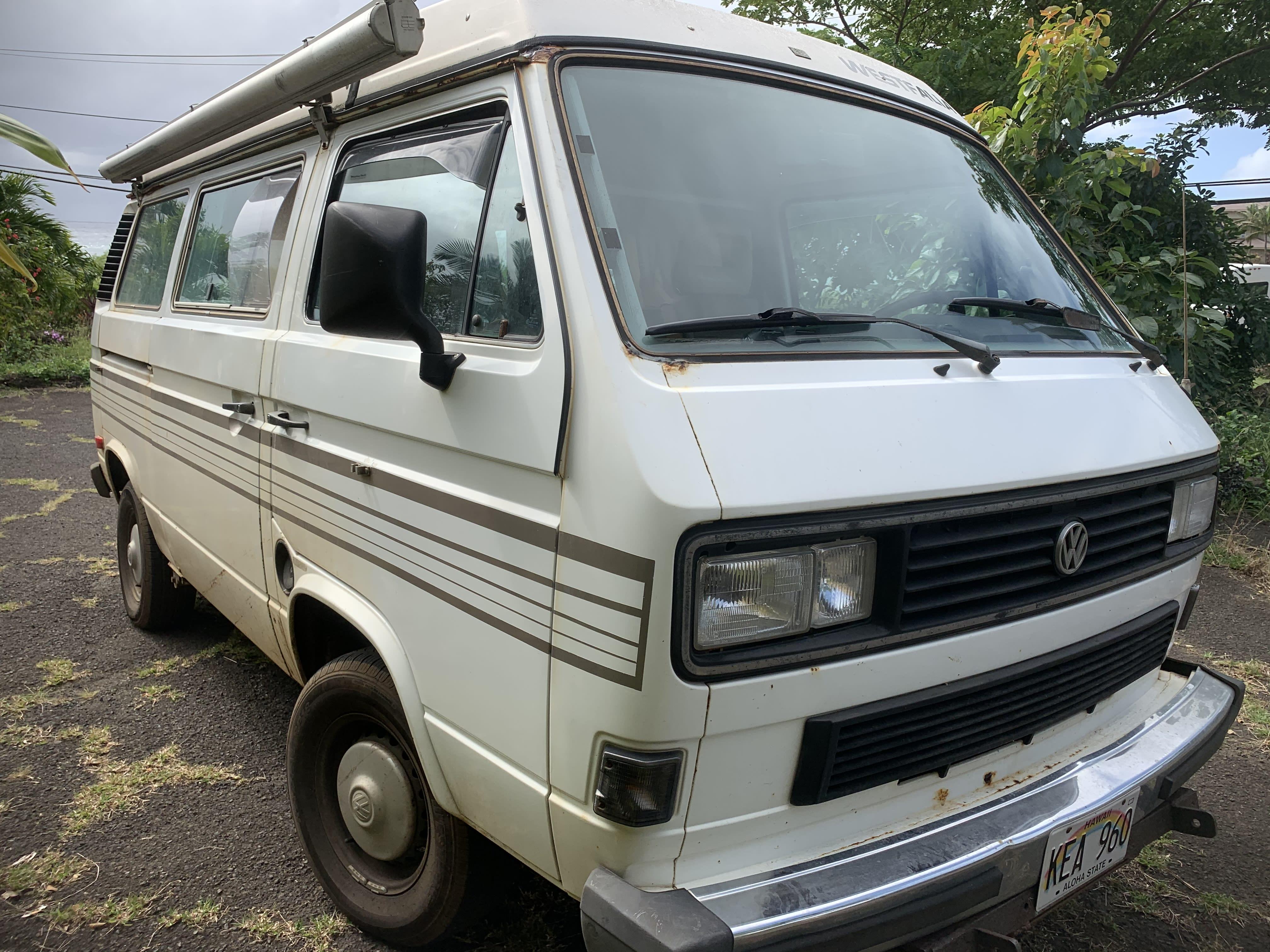 Volkswagen Westfalia 1986