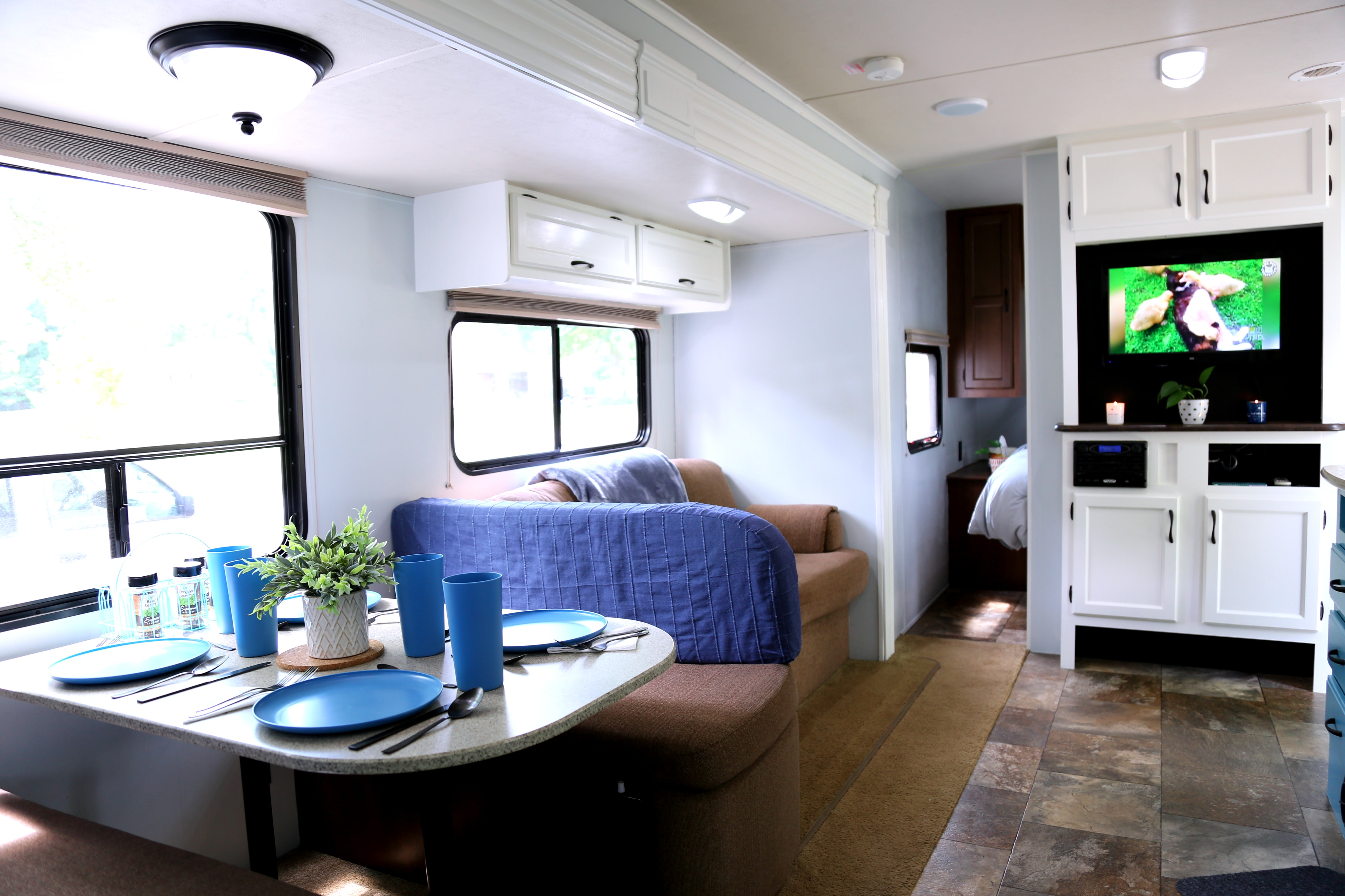New 2020 renovations include a bright new paint job.. Jayco Camper Trailer- Swift 2014