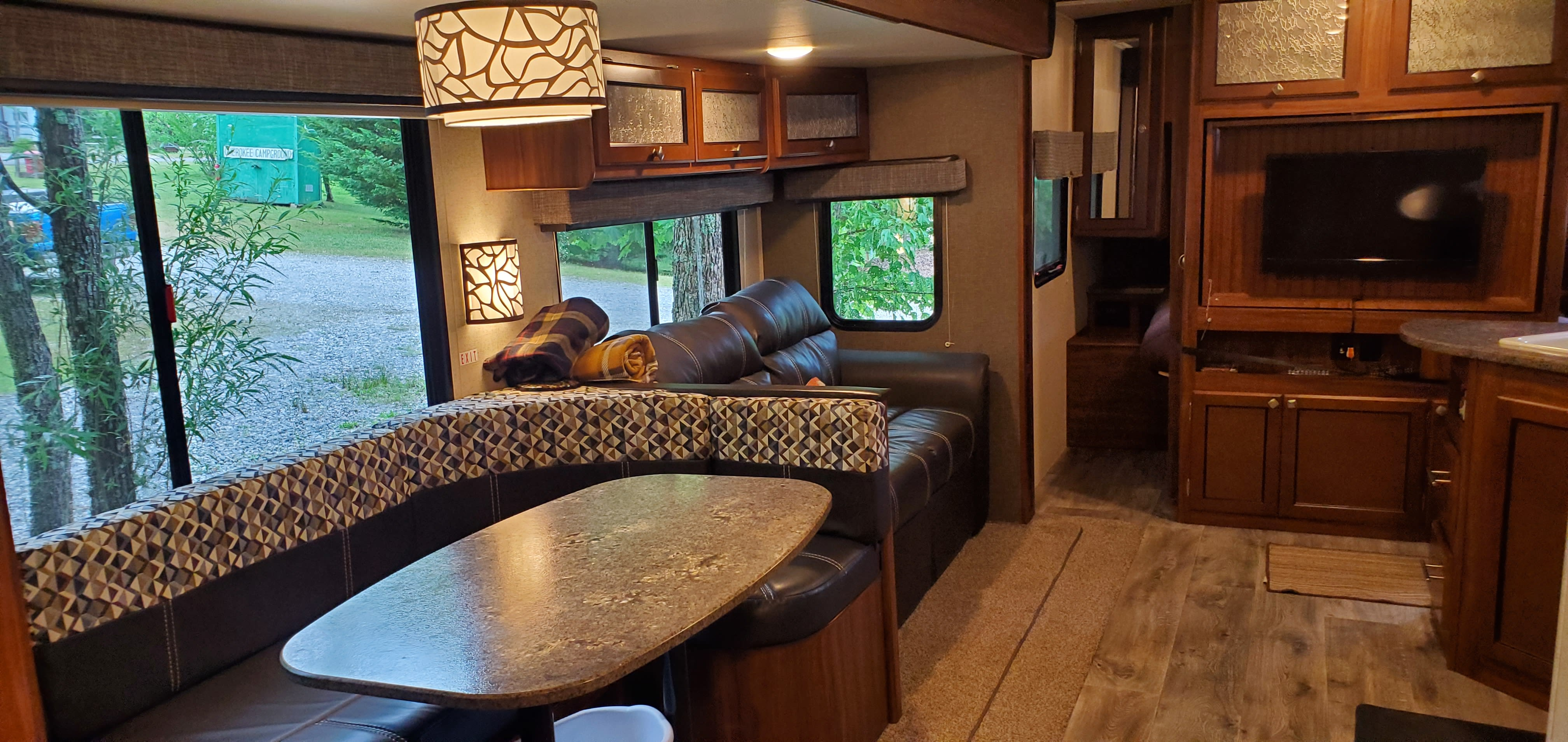 spacious living area. Heartland Other 2017