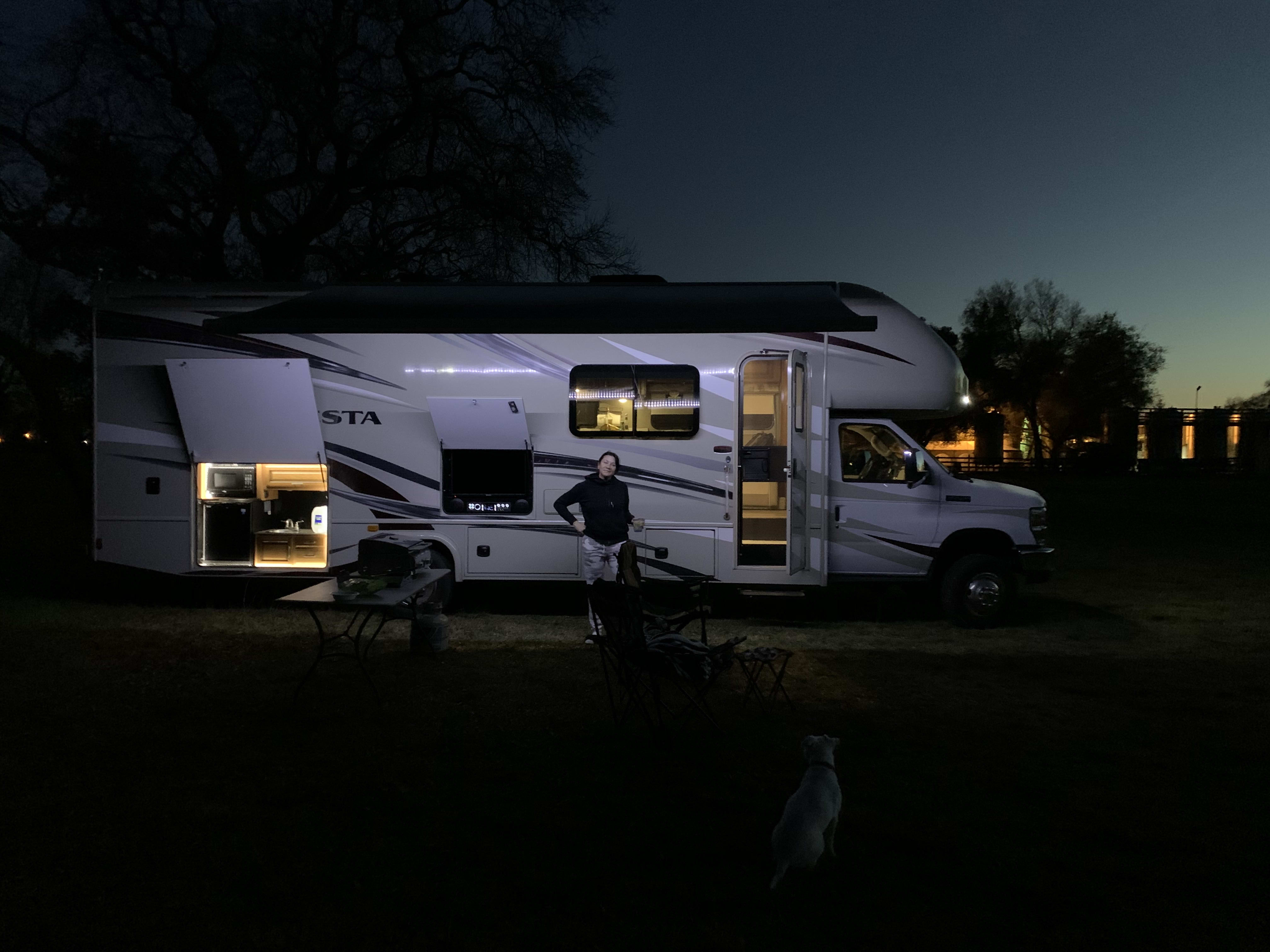 At it's Best-On the Road. Holiday Rambler Vesta 2017