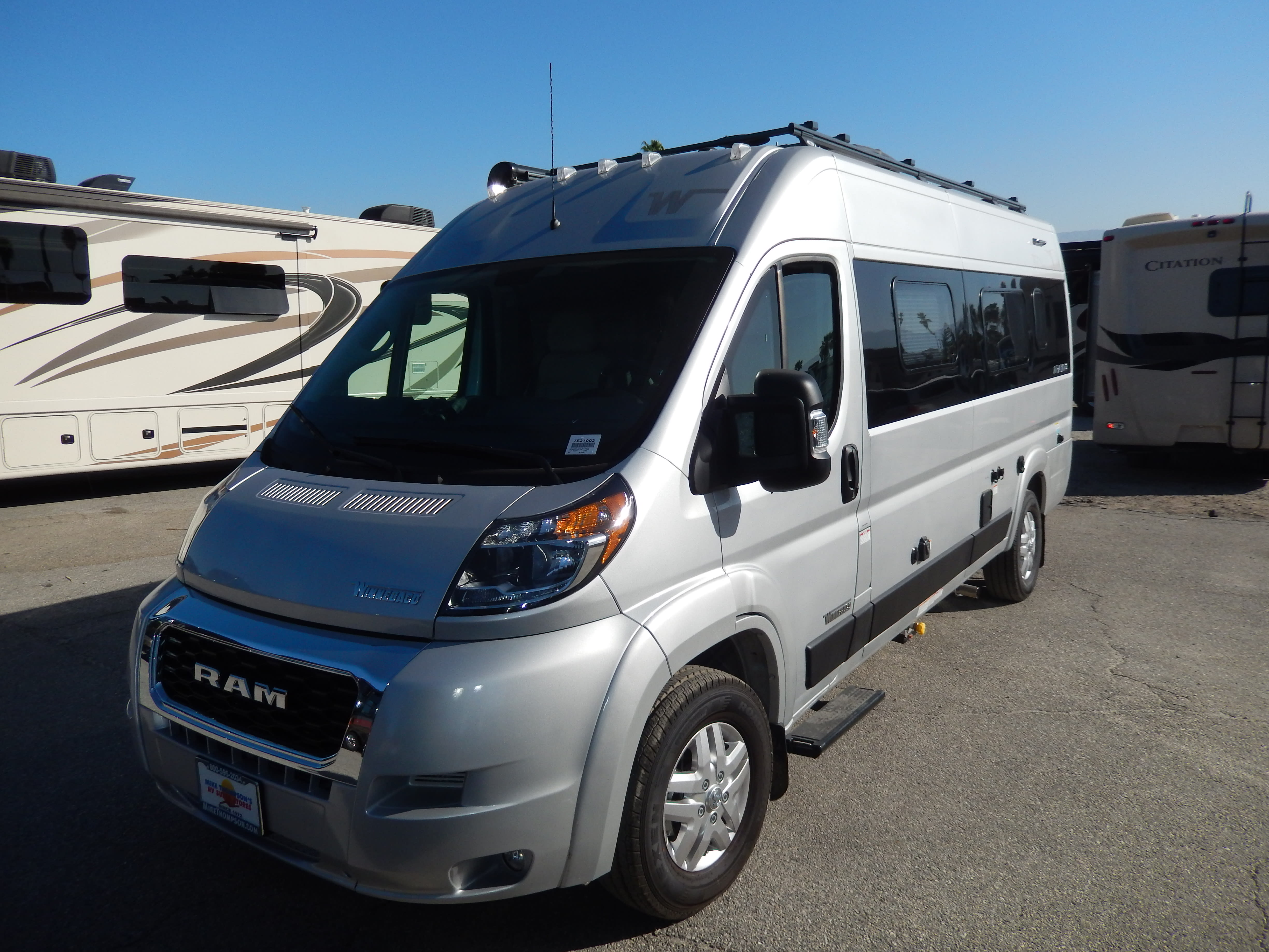 Winnebago Travato 2021